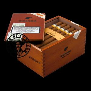 Cohiba Siglo III - 25 Cigars
