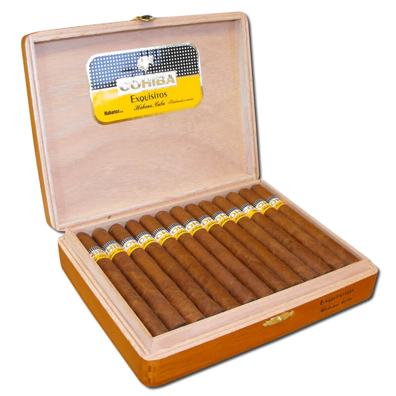 Cohiba Exquisitos - 25 Cigars