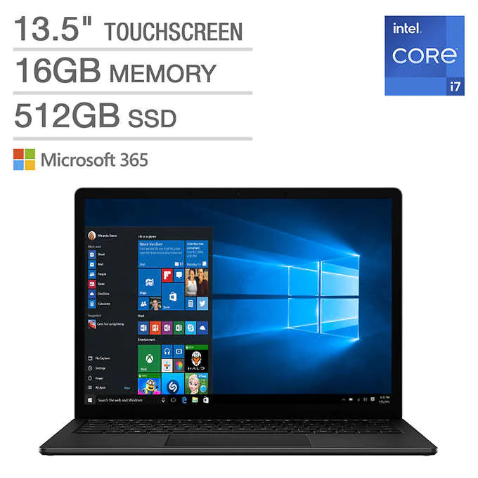 Microsoft Surface Laptop 4 - 13.5