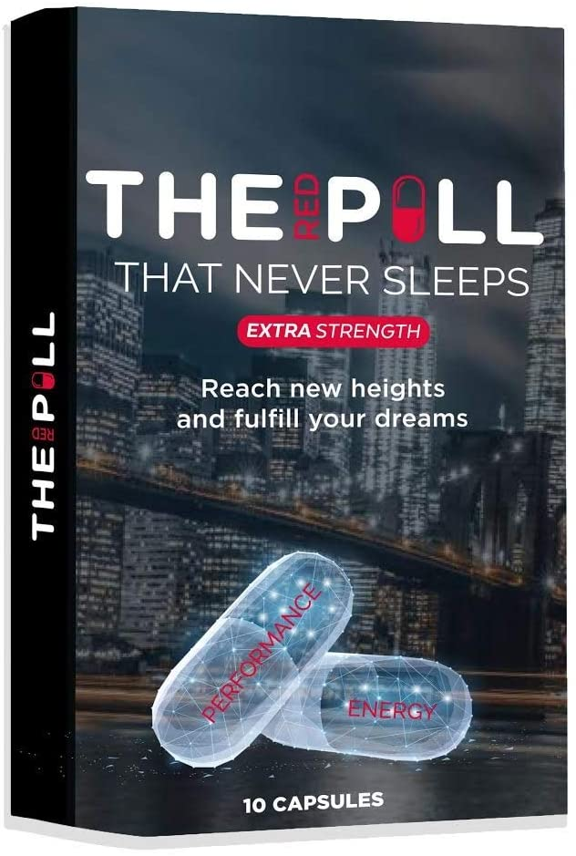 The Red Pill That Never Sleeps - 10 Tablet