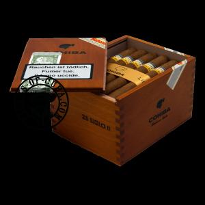 Cohiba Siglo II - 25 Cigars