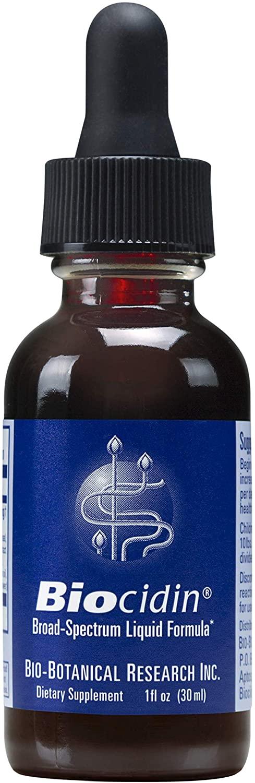 Biocidin Liquid Formula - 1 oz