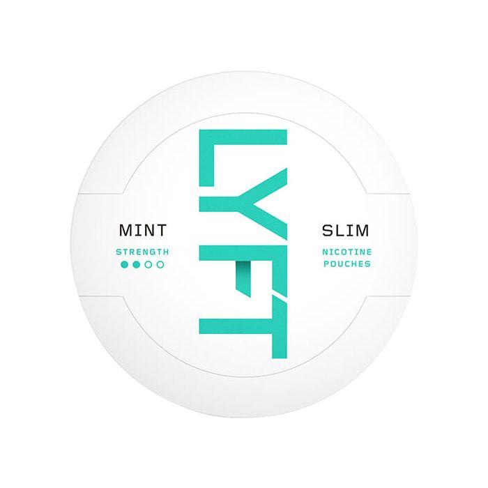 LYFT Mint Slim Snus
