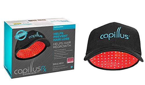 CapillusRX 312 Diode Mobile Laser Therapy Cap