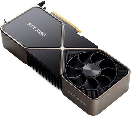 NVIDIA GeForce RTX 3090 24GB GDDR6X PCI Express 4.0 Graphics Card