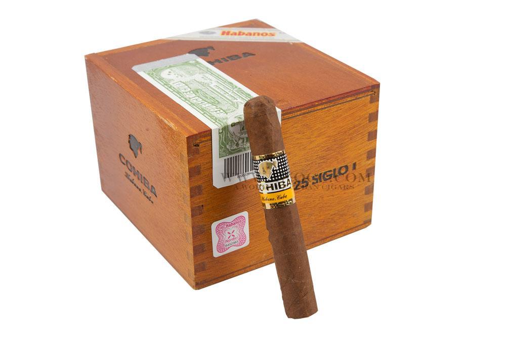 Cohiba Siglo I - 25 Cigars