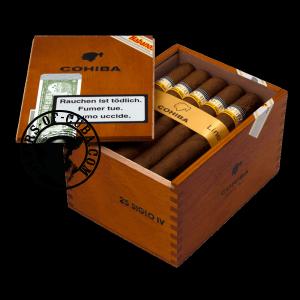 Cohiba Siglo IV - 25 Cigars