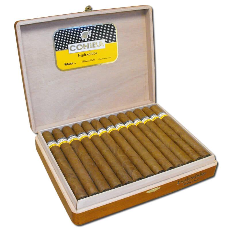 Cohiba Esplendidos - Box of 25