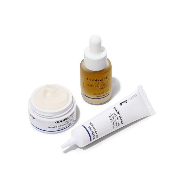 Goop Beauty Goopgenes All-in-One Nourishing Skincare Kit