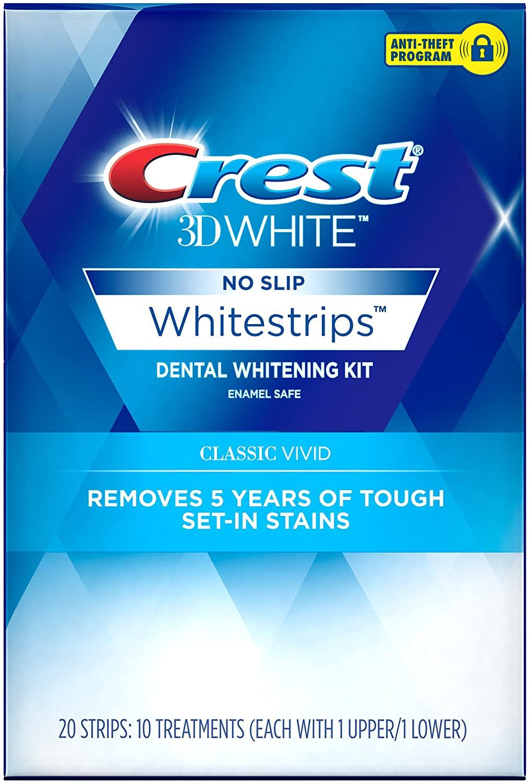 Crest 3D White Whitestrips Classic