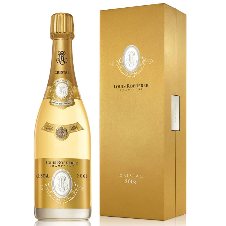 Louis Roederer Cristal  Champagne - 750ml