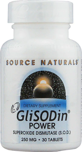 GliSODin Power 250 mg - 30 Tablet