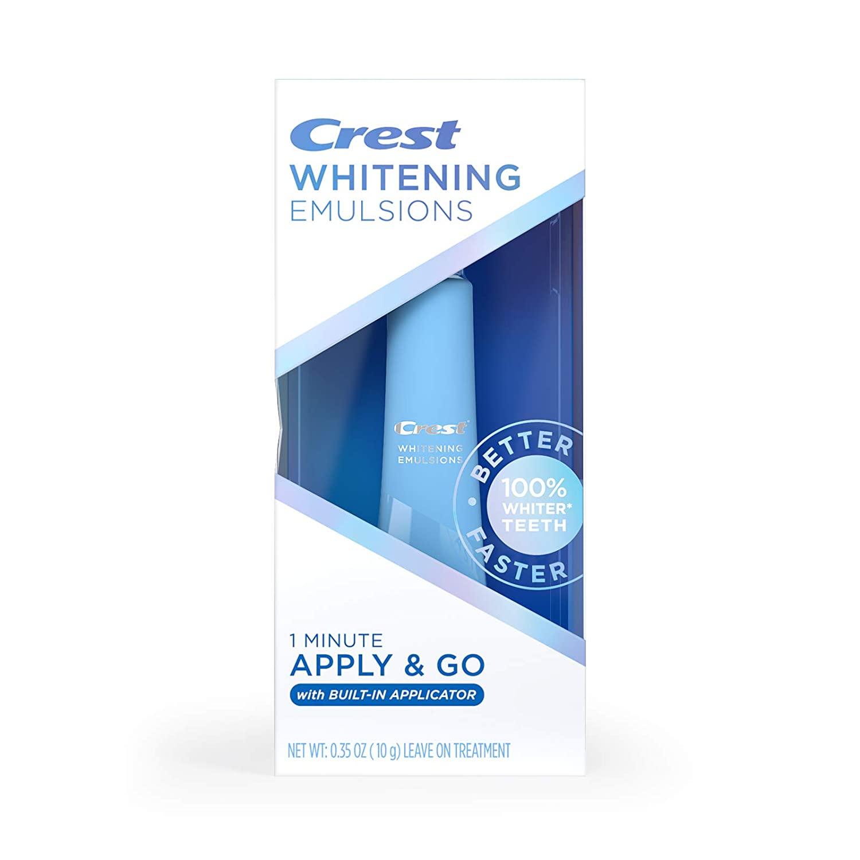 Crest Whitening Emulsions