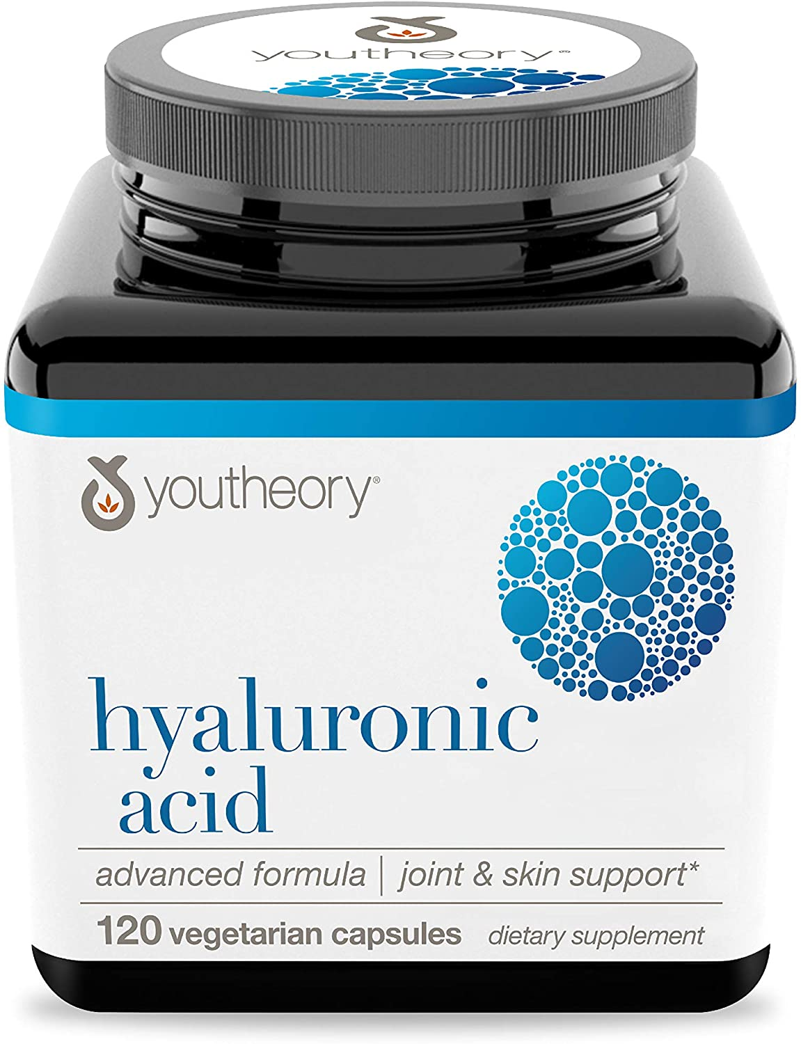Youtheory Hyaluronic Acid Advanced - 120 Tablet