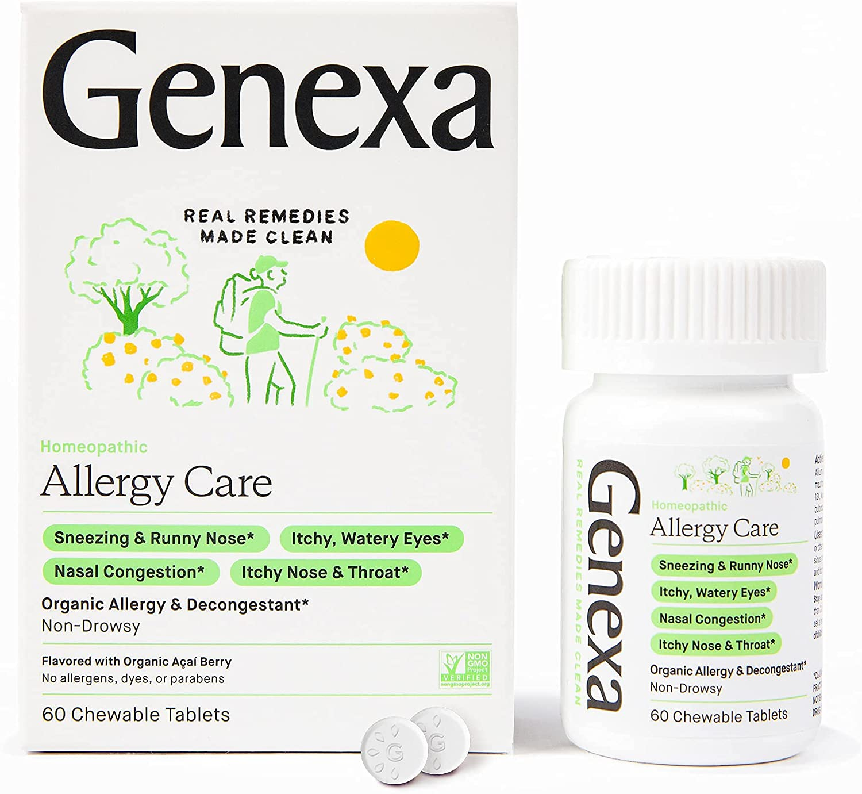 Genexa Allergy Care - 60 Tablet