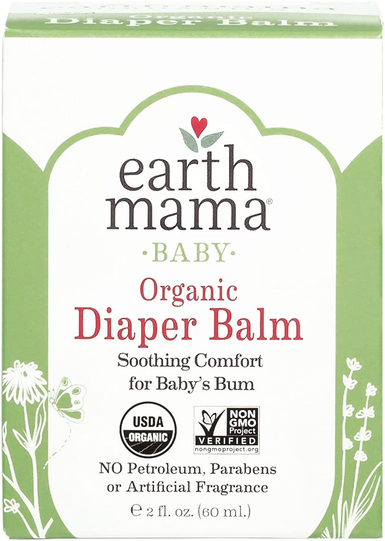 Earth Mama Organic Diaper Balm - 2fl