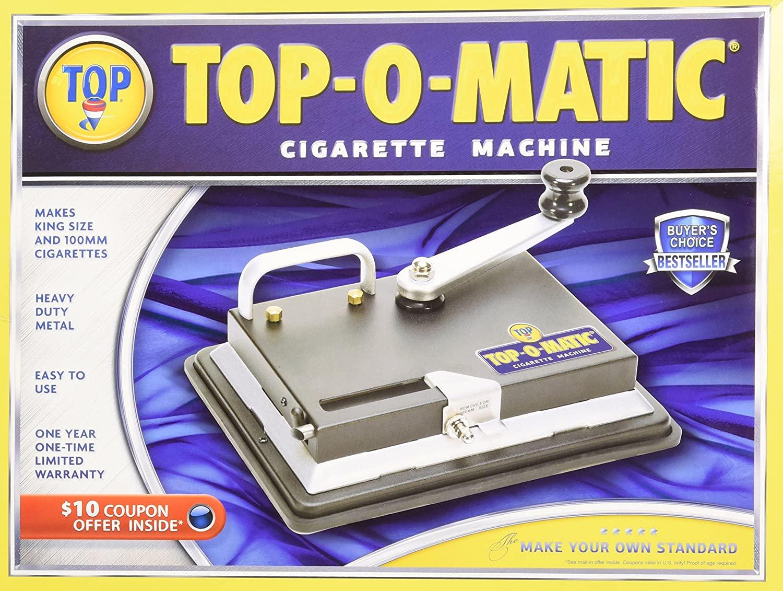 Top-O-Matic Cigarette Rolling Machine