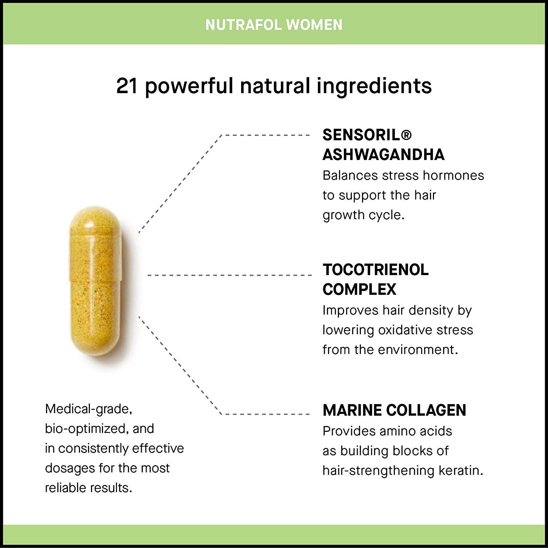 Nutrafol Women Hair Growth Supplement - 120 Tablet