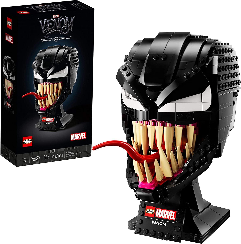 LEGO Marvel Spider-Man Venom 76187 - 565 Pieces