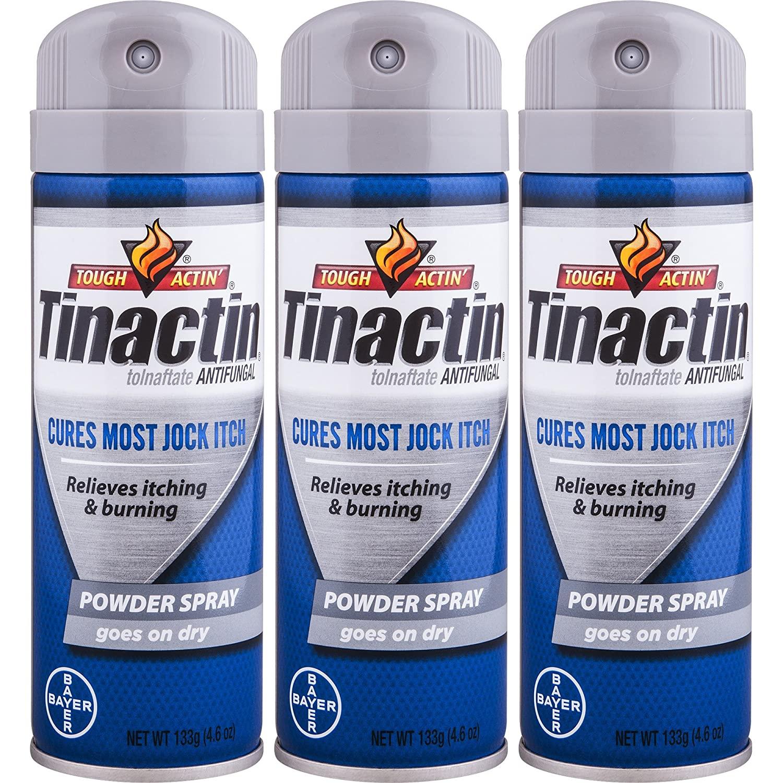 Tinactin Spray Powder - 4.6 oz 3'lü Paket