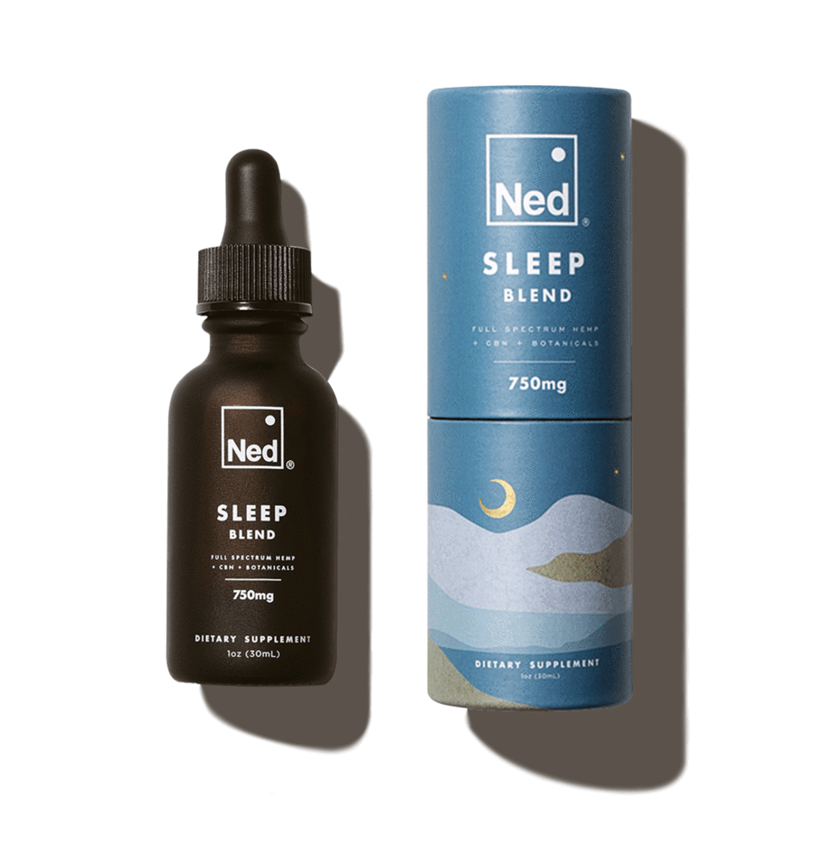 Ned Sleep Blend 750mg - 30ml