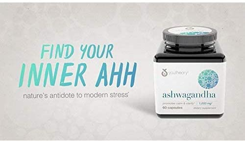 Youtheory Ashwagandha - 60 Tablet