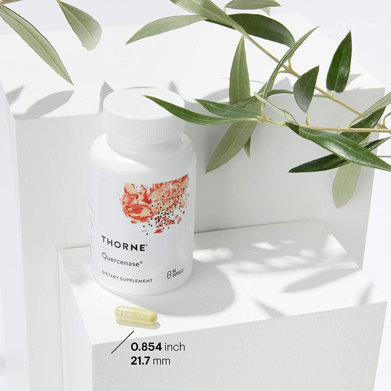 Thorne Research Quercenase - 60 Tablet
