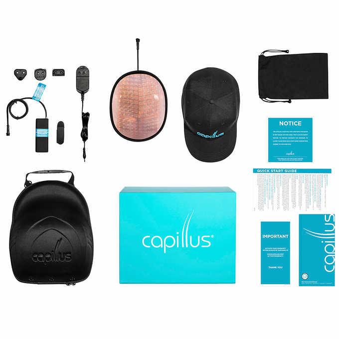 Capillus X+ Laser Hair Regrowth Therapy Cap Bundle