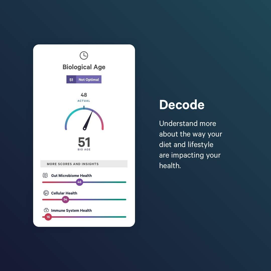 Viome Health Intelligence Test