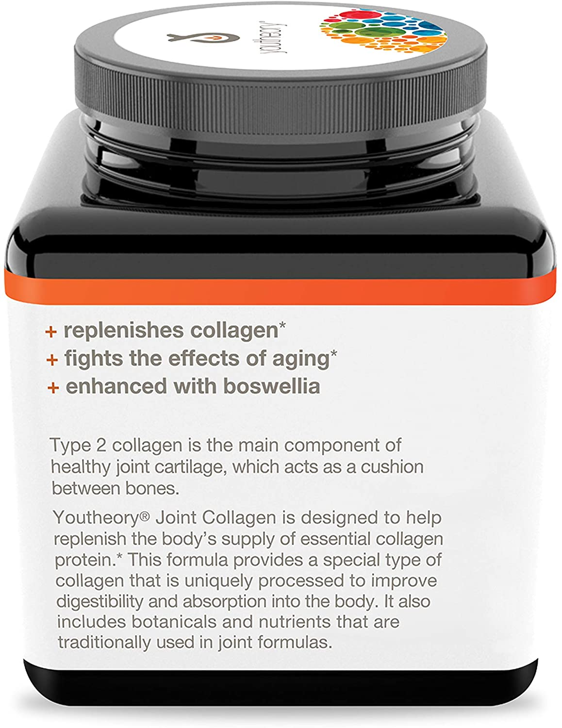 Youtheory Joint Collagen Advanced - 120 Tablet