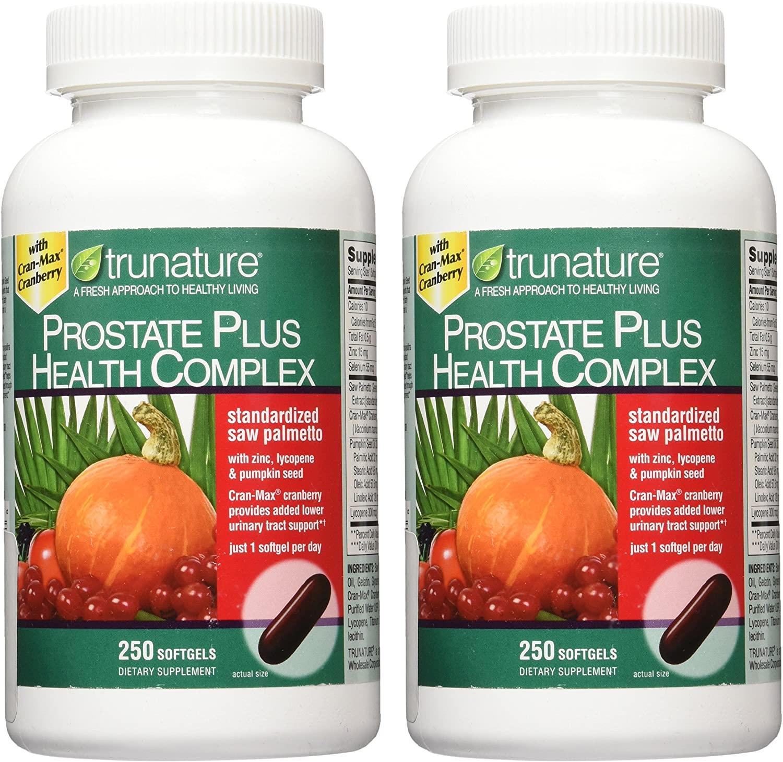 TruNature Prostate Plus Health Complex - 250 Tablet