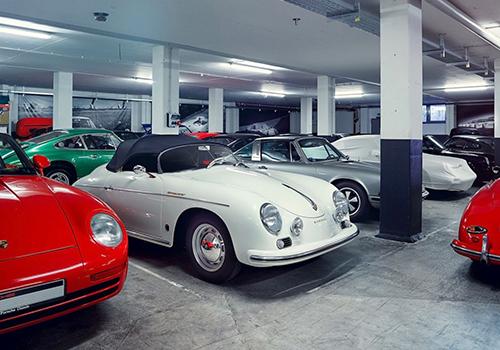 Porsche Yedek Parça