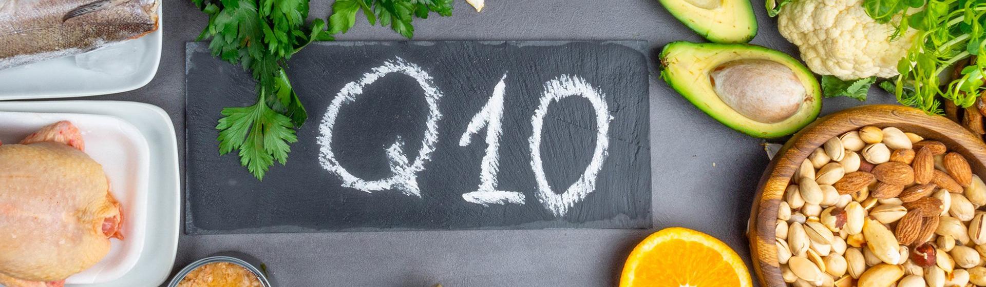 CoQ10 (Koenzim Q10) Hakkında