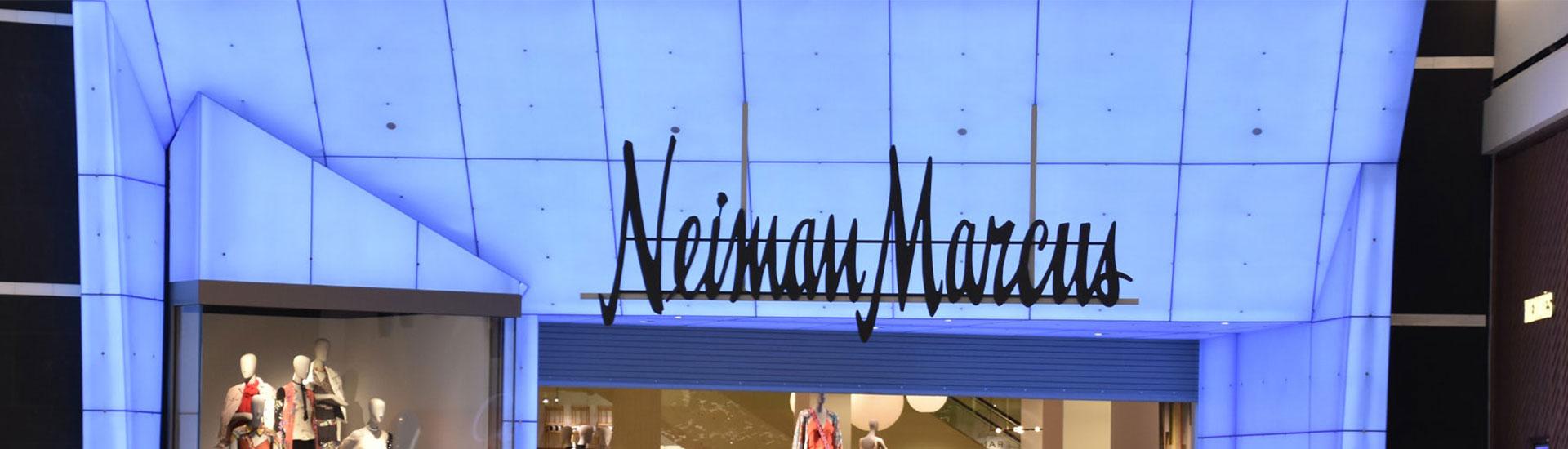 Neiman Marcus'tan Alışveriş