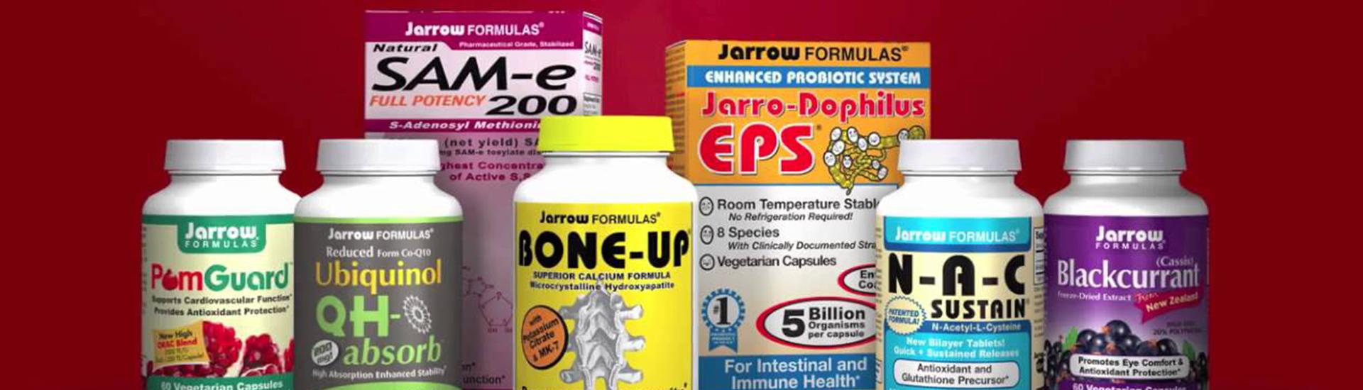 Jarrow Formulas Ürünleri
