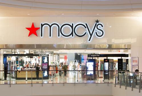 Macys'den Alışveriş
