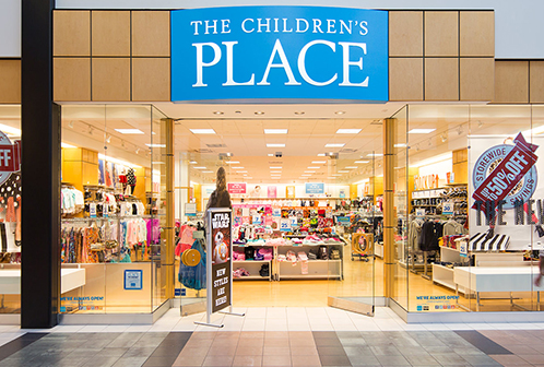 The Children's Place'ten Alışveriş