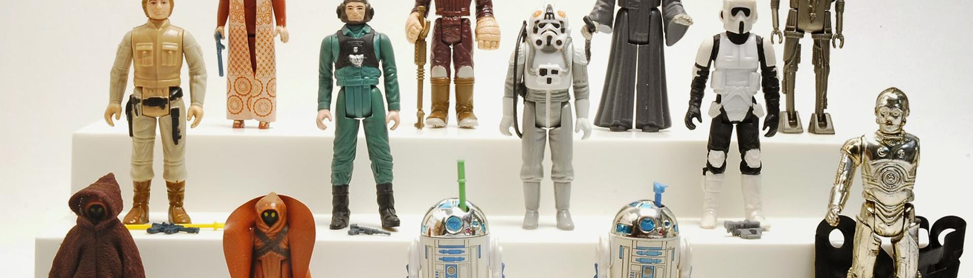 Star Wars Koleksiyon Ürünleri