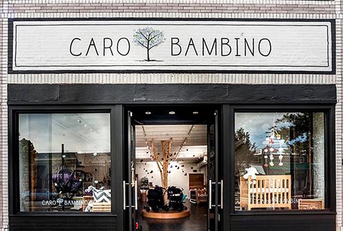 Caro Bambino'dan Alışveriş