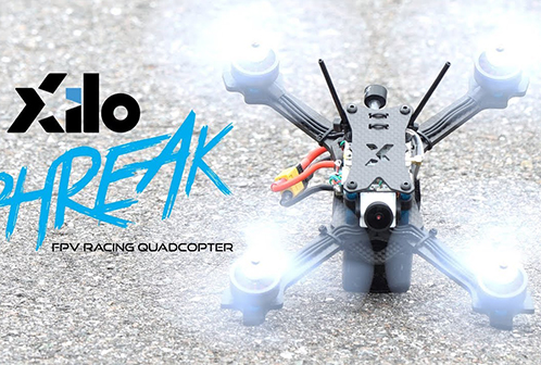 Xilo Quadcopter Getirtmek