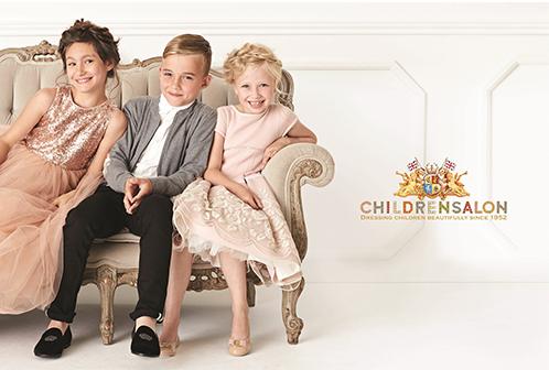Children Salon'dan Alışveriş