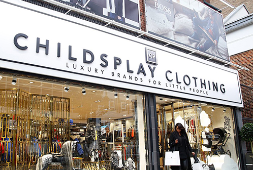 Childsplay Clothing'ten Alışveriş