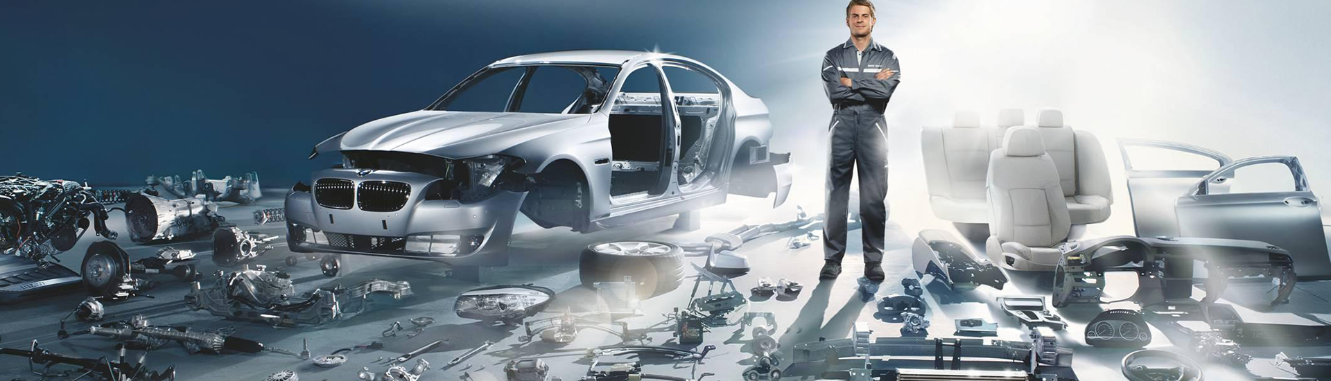 BMW Oto Parçaları Yurt Dışı Sipariş