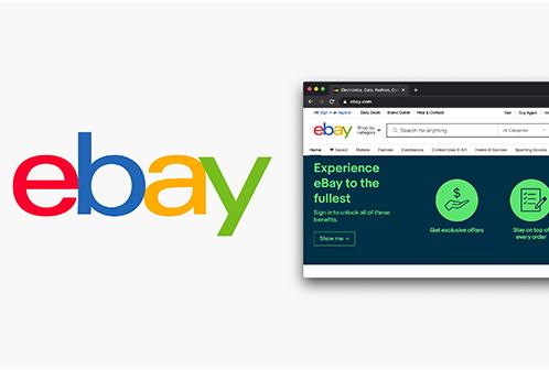 Ebay'den Alışveriş