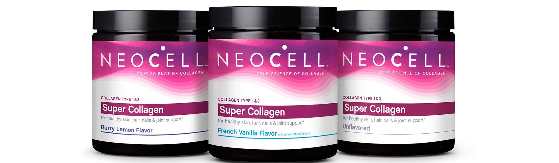 Neocell Collagen Ürünleri