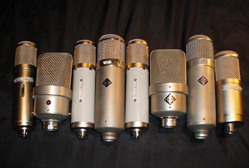 Neumann TLM Mikrofonlar