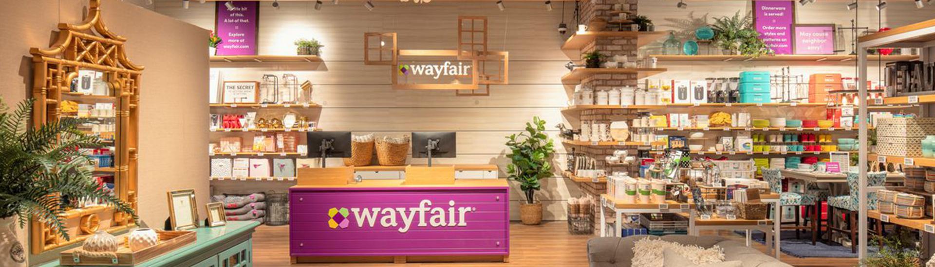 Wayfair Amerika Alışveriş