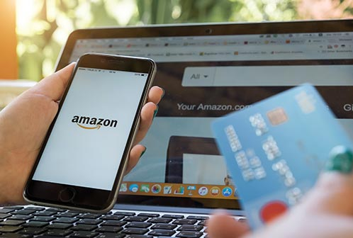 Amazon Amerika'dan Alışveriş