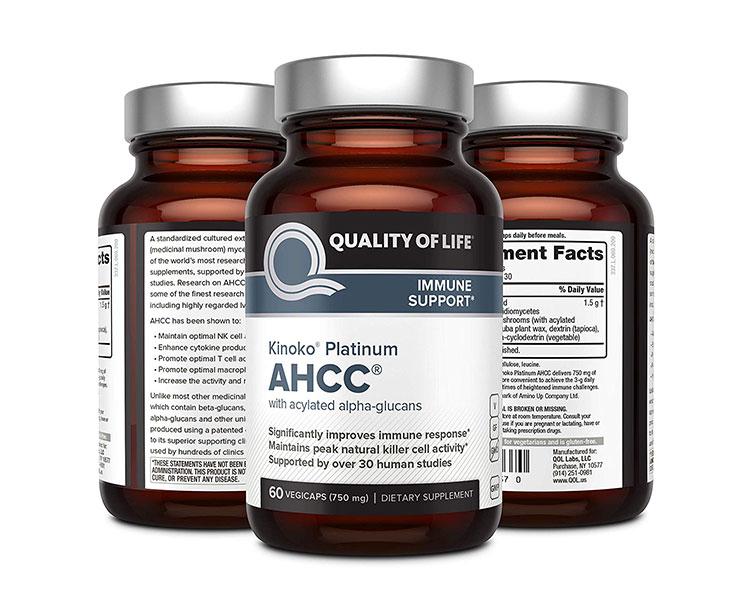 AHCC Kinoko Platinum