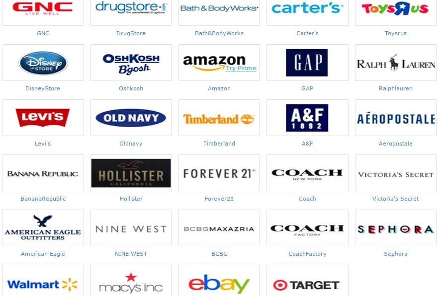 Yabancı Alışveriş Siteleri
